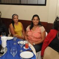 Sra. Dominga, Cicely Luna, Wendy Santana, Blasina Diaz