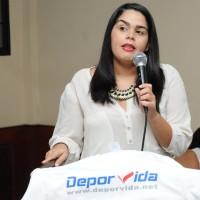 Gloria Peña, fashionista de DeporVida.net