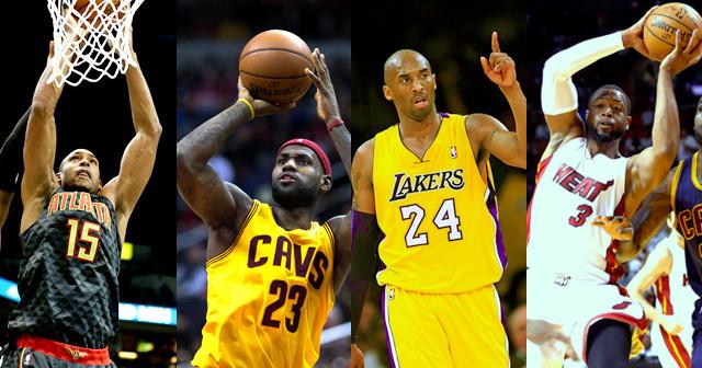 LOS MEJORES DE LA NBA 2016