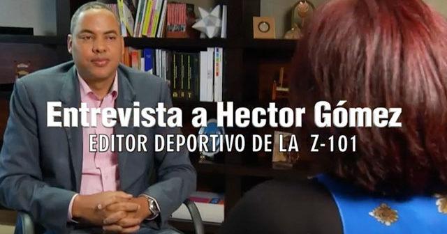 ENTREVISTA A HECTOR GOMEZ