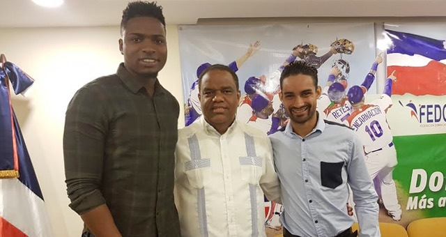 GREGORY POLANCO, DANILO DIAZ, LUEGUELIN SANTOS
