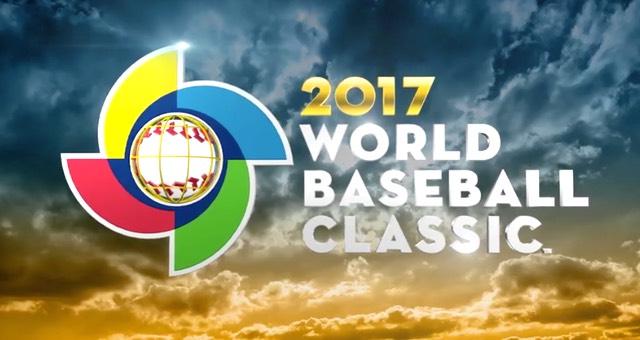 CLASICO MUNDIAL DE BEISBOL 2017