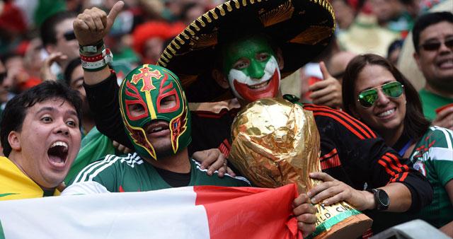 México celebra empate frente a Brasil 0-0 - Deporte y Vida